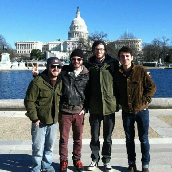 Tires and Is Home Is in Washington D.C.