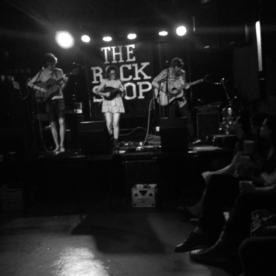 The Go Round at The Rock Shop