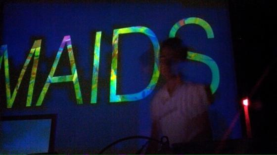 Mickey Davis of MAIDS