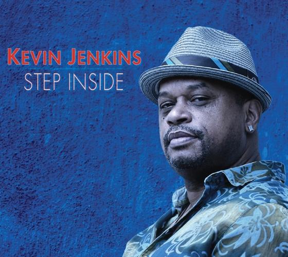 KevinJenkins_StepInside-Cover
