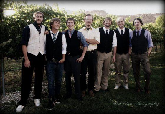 Rocktin Grove Band Photo